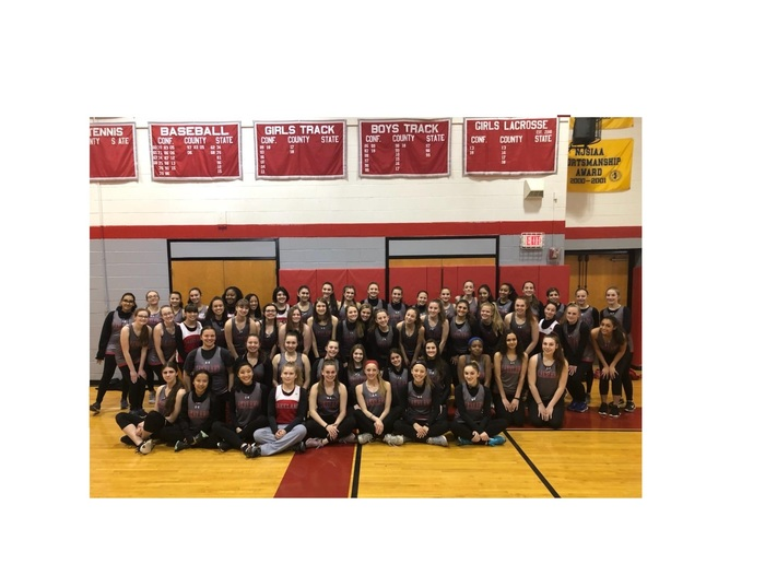 Girls Track & Field 2019