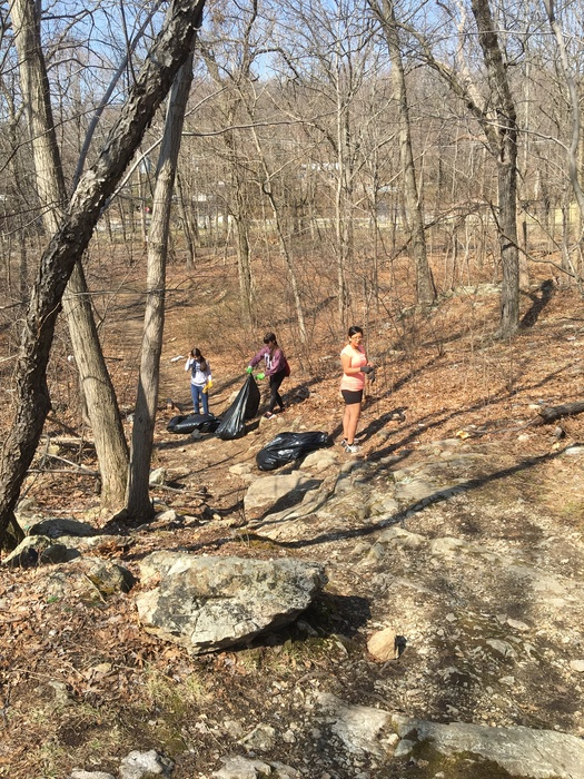 Trail Clean Up 4/4/19