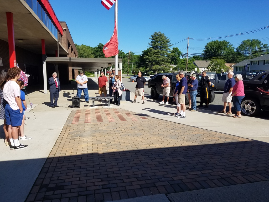 Paying Respect - Lakeland's Memorial Day Brick Ceremony 2019
