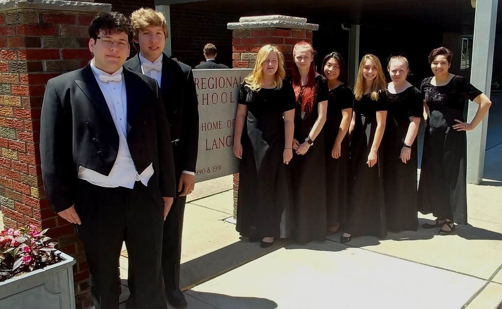 This was the final Carnegie Hall performance for 7 seniors as members of Lakeland Chorale.