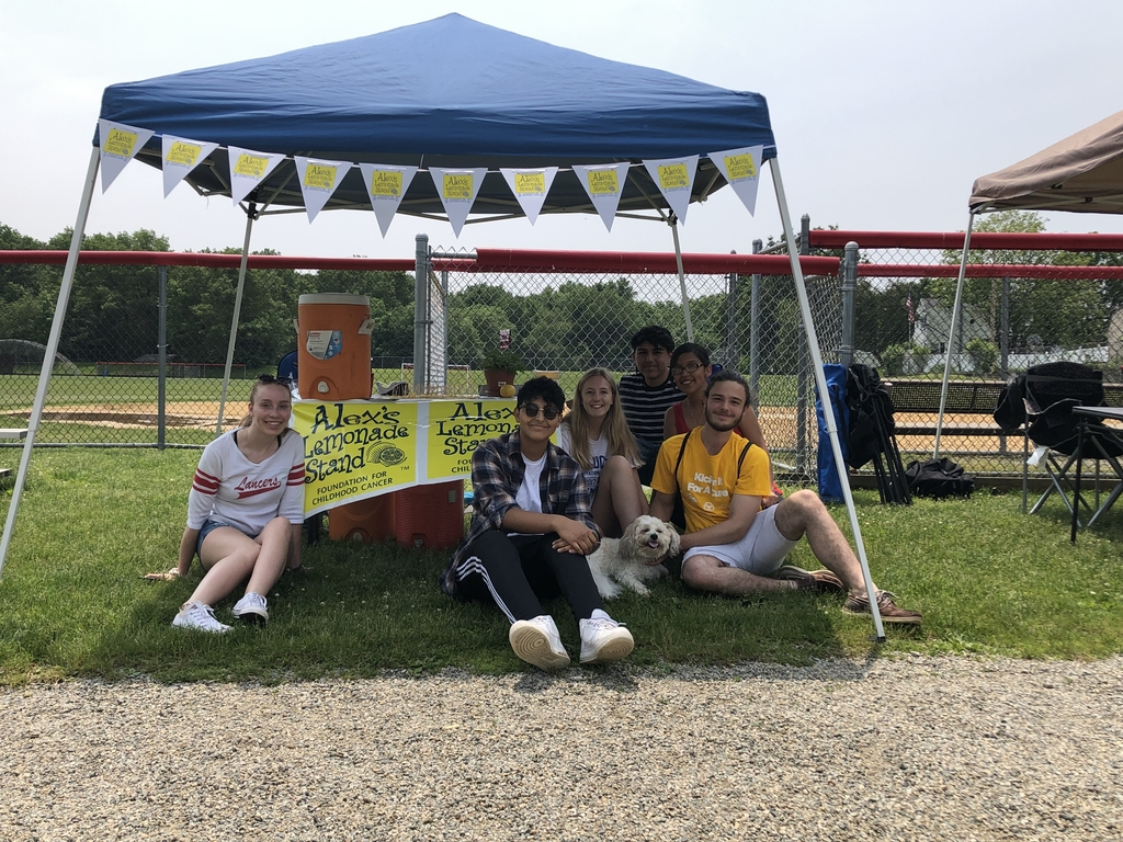 Lakeland Service Club - Alex's Lemonade Stand