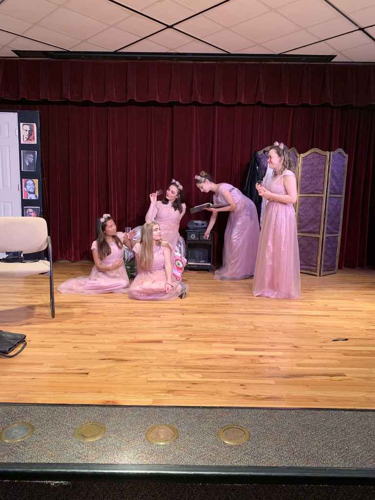 """Five Women Wearing the Same Dress"" come see these hardworking actresses on Tuesday, June 11th at 7:00!"
