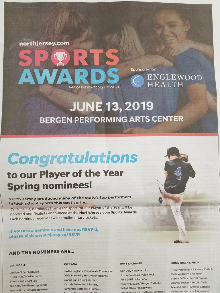 Keeping Our Fingers Crossed for Devyn Tanajewski as a nominee in Girls Lacrosse for Player of the Year in North Jersey at tonight's Sports Awards....That Girl's a Player..
