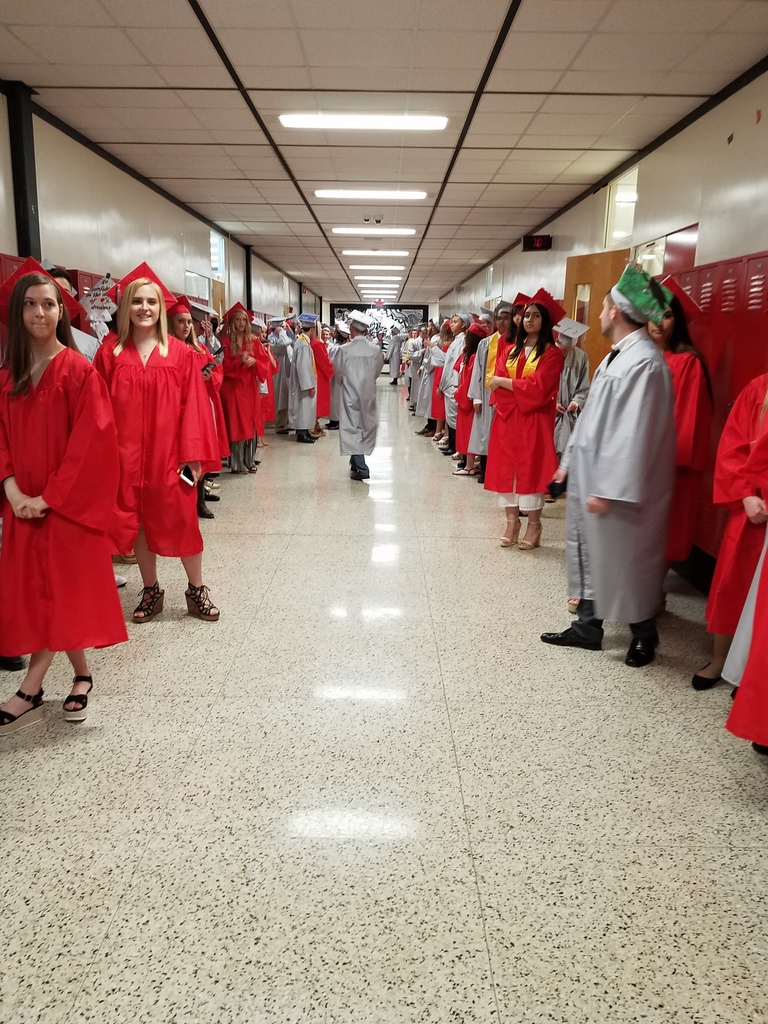 Almost There - Lakeland Graduation 2019