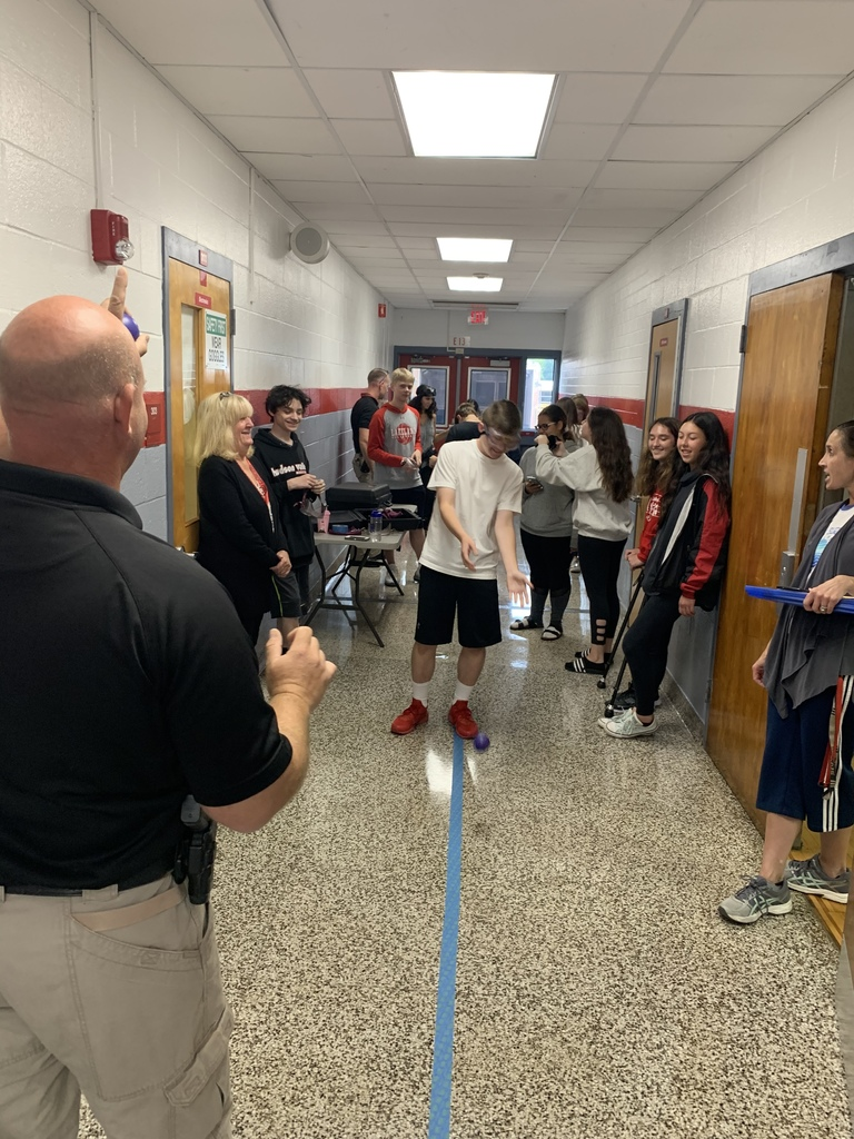 Driver Ed students work with local police departments on impaired driving prevention