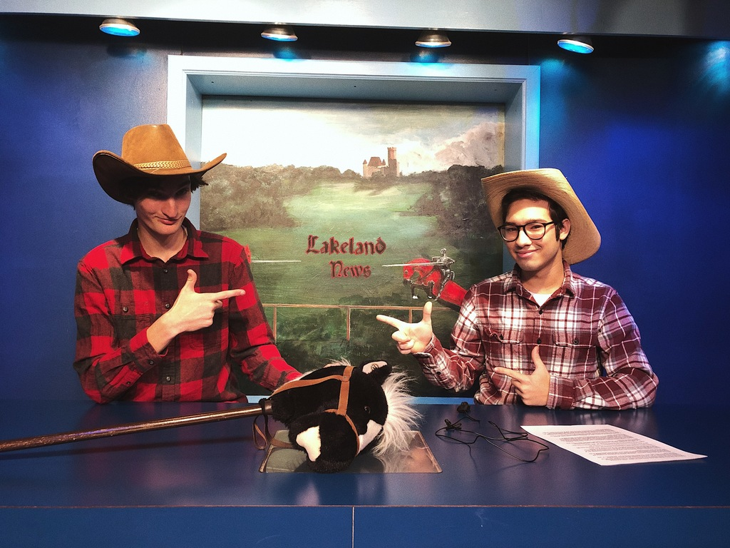 Country Day on the Lakeland Daily Show!