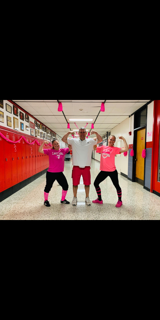 PE department fighting for a cure!