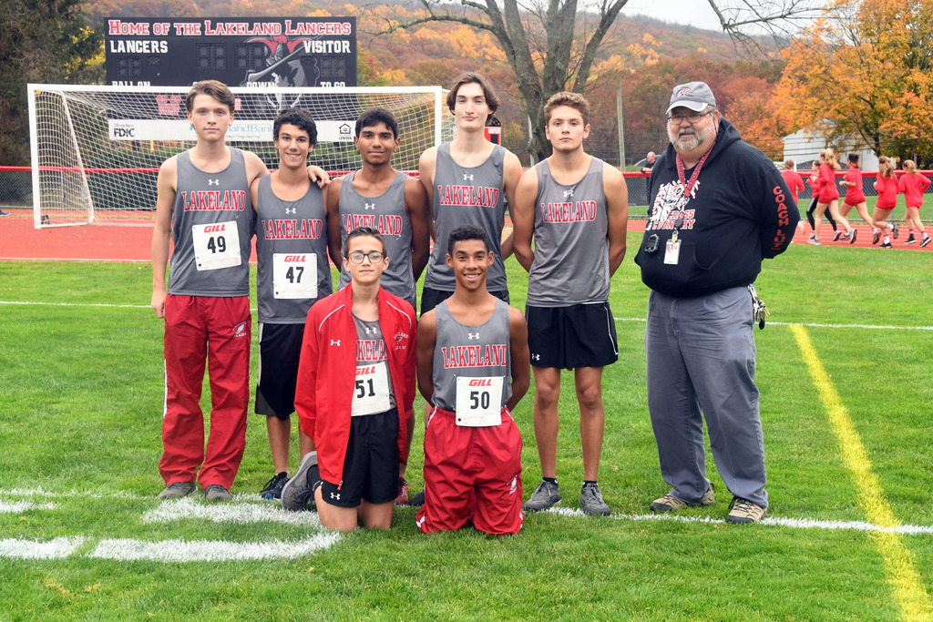 Congratulations to the following Boys' Cross Country Team for winning All-Passaic County Honors - 1st Team Jesse Campoverde, Mason Murphy and Zach Voll.  2nd Team Ethan Lehr and Owen Gibson.  Honorable Mention Owen Horevay and Divine Crilly