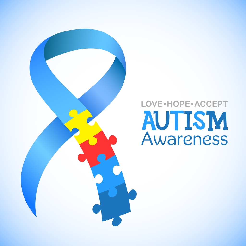 Wear BLUE on THURSDAY as you are virtually learning to show your support for Autism Awareness 🧩💛💙❤️ #yourcommunityschool